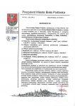 2013 – Rewitalizacja rezydencji Radziwiłłów w Białej Podlaskiej